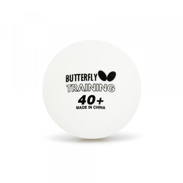 Мячи для настольного тенниса Butterfly 40+ Training (6 шт.)