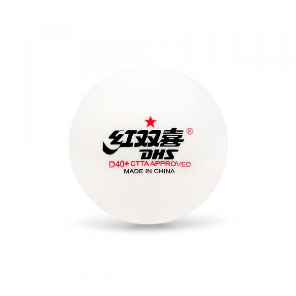Мячи для настольного тенниса DHS 1* D40+ (10 шт.)
