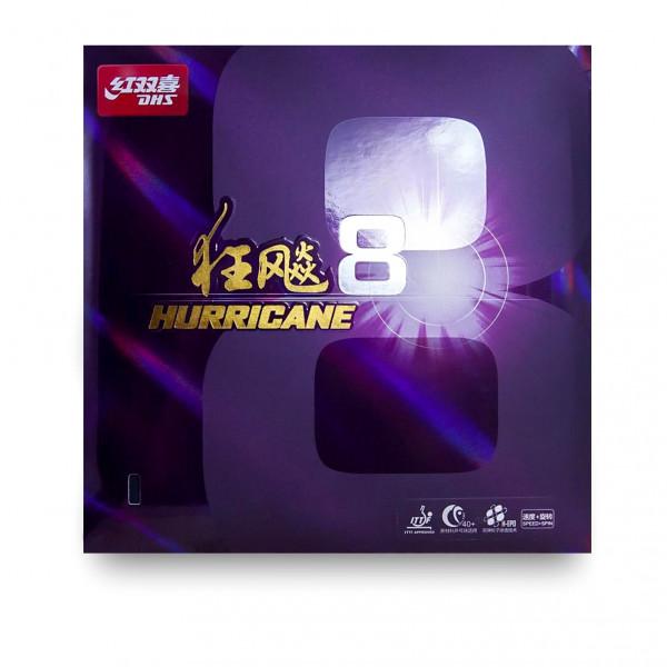 Накладка DHS Hurricane 8 Mid
