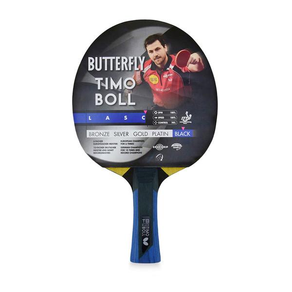 Ракетка для настольного тенниса Butterfly Timo Boll Black