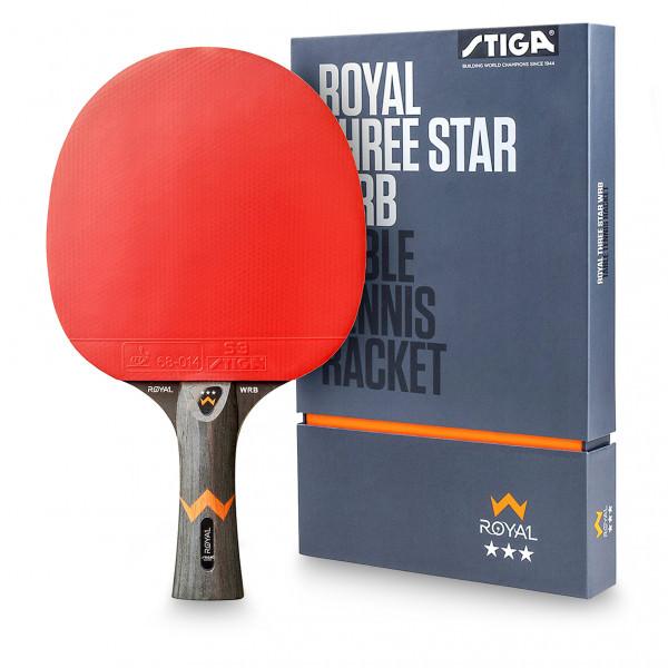 Ракетка для настольного тенниса Stiga Royal Three Star