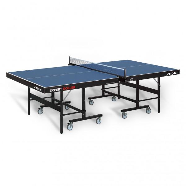 Теннисный стол профессиональный Stiga Expert Roller (ITTF)
