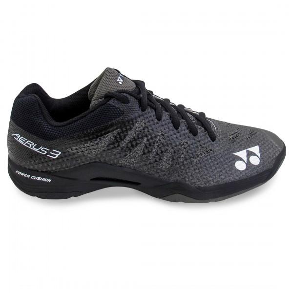 Кроссовки для бадминтона Yonex Aerus 3 Men (Black)
