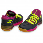 Кроссовки для бадминтона Yonex Power Cushion Comfort Z 2 Ladies (Black/Pink)