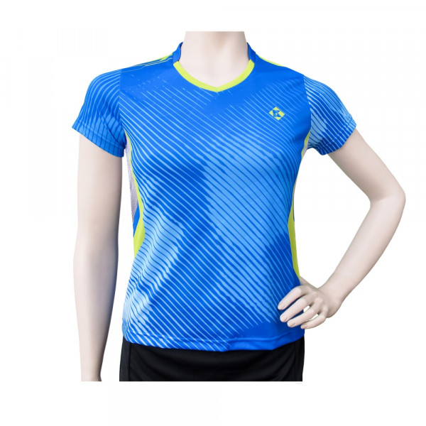 Футболка женская Kumpoo KW-9208 Blue