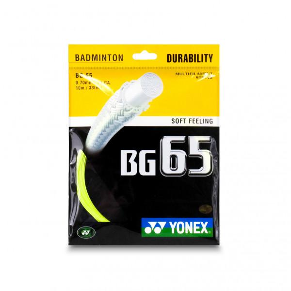 Струна для бадминтона Yonex BG-65 (10м.)