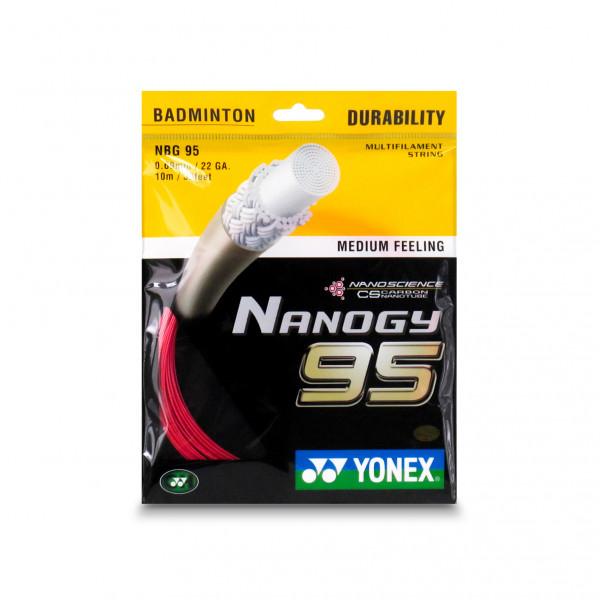 Струна для бадминтона Yonex Nanogy 95 (10м.)