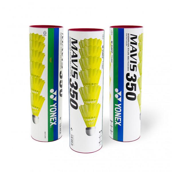 Воланы пластиковые Yonex Mavis 350 - 6шт. (Fast)